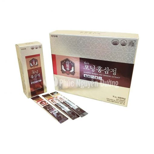 Chiết xuất hồng sâm Morning Korean Red Ginseng Extract