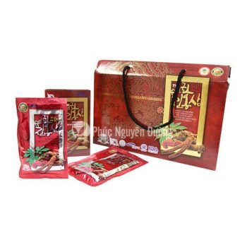 Chiết xuất hồng sâm linh chi Taewoong Food